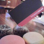thomas haas* chocolate sparkles & macaroons